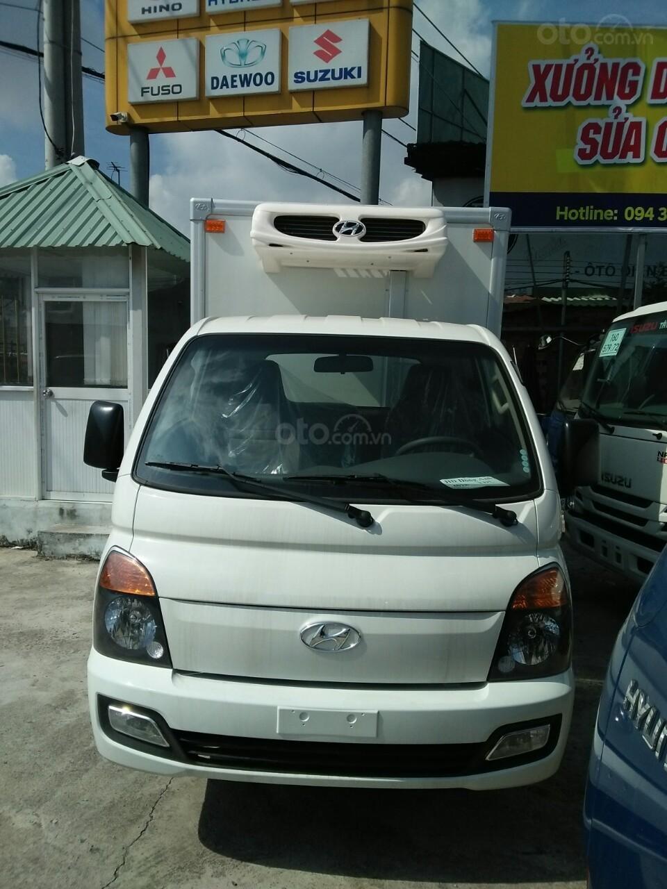 Bán Hyundai Porter H150 (2019) thùng đông lạnh có sẵn giao ngay (1)