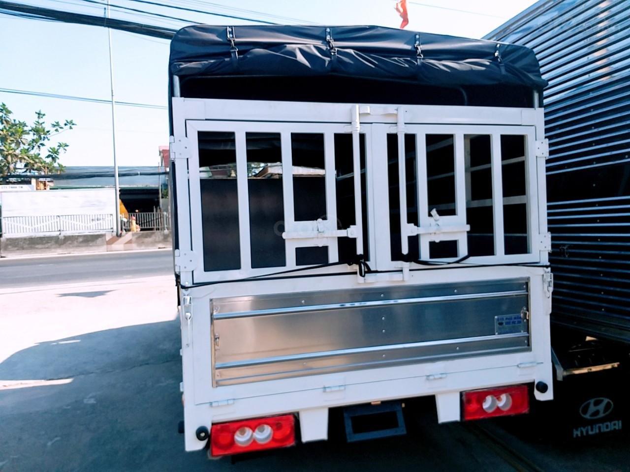 Cần bán JAC X5 990kg đời 2019, màu xanh lam, thùng dài 3m2 (2)