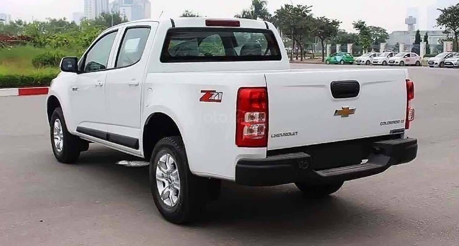 Cần bán Chevrolet Colorado đời 2019, màu trắng, nhập khẩu (2)