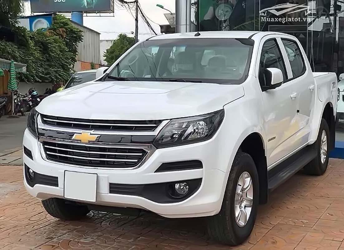 Cần bán Chevrolet Colorado đời 2019, màu trắng, nhập khẩu (1)
