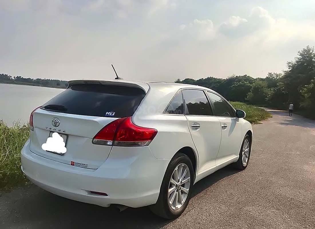 Cần bán Toyota Venza 2.7 đời 2009, màu trắng, nhập khẩu  (2)
