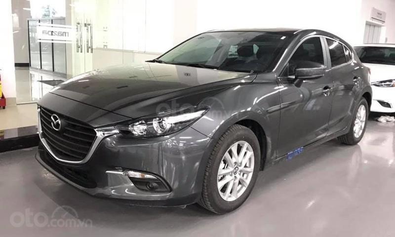 Xe Mazda 3 1.5L SX 2019 - sẵn xe đủ màu giao ngay, hỗ trợ trả góp 90%, cam kết giá tốt nhất Hà Nội, hotline 0968883558 (1)