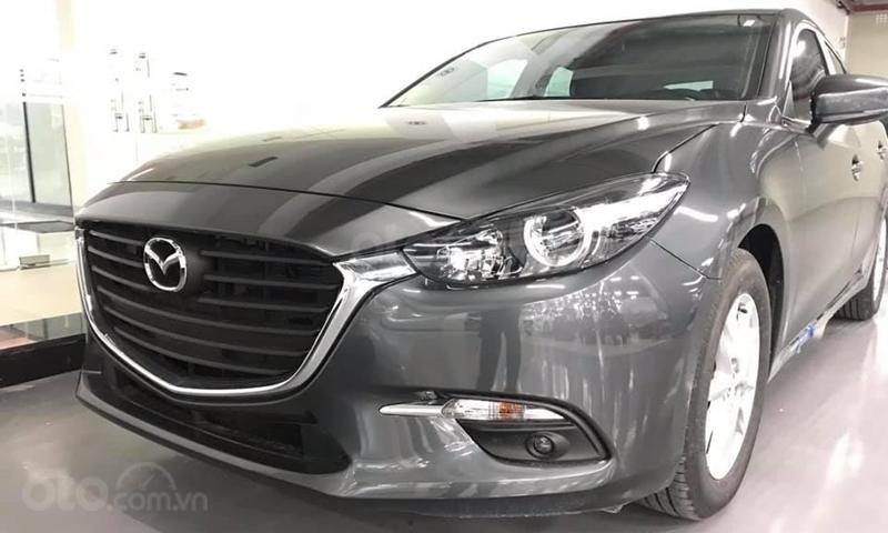 Xe Mazda 3 1.5L SX 2019 - sẵn xe đủ màu giao ngay, hỗ trợ trả góp 90%, cam kết giá tốt nhất Hà Nội, hotline 0968883558 (2)