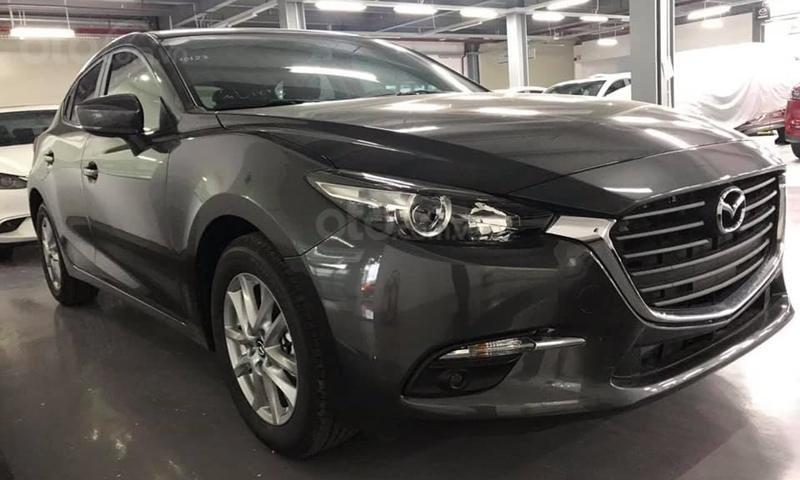 Xe Mazda 3 1.5L SX 2019 - sẵn xe đủ màu giao ngay, hỗ trợ trả góp 90%, cam kết giá tốt nhất Hà Nội, hotline 0968883558 (5)