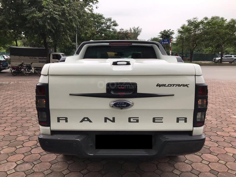Bán ô tô Ford Ranger 3.2L Wildtrak 4x4 AT 2016 (2)