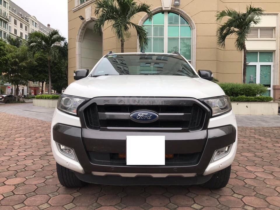Bán ô tô Ford Ranger 3.2L Wildtrak 4x4 AT 2016 (1)