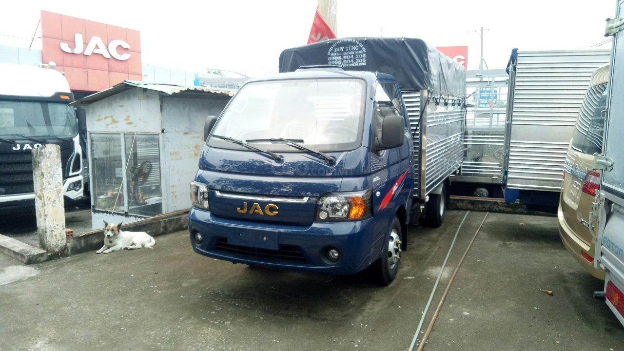Bán xe tải JAC máy dầu 990kg - hỗ trợ trả góp toàn quốc (3)