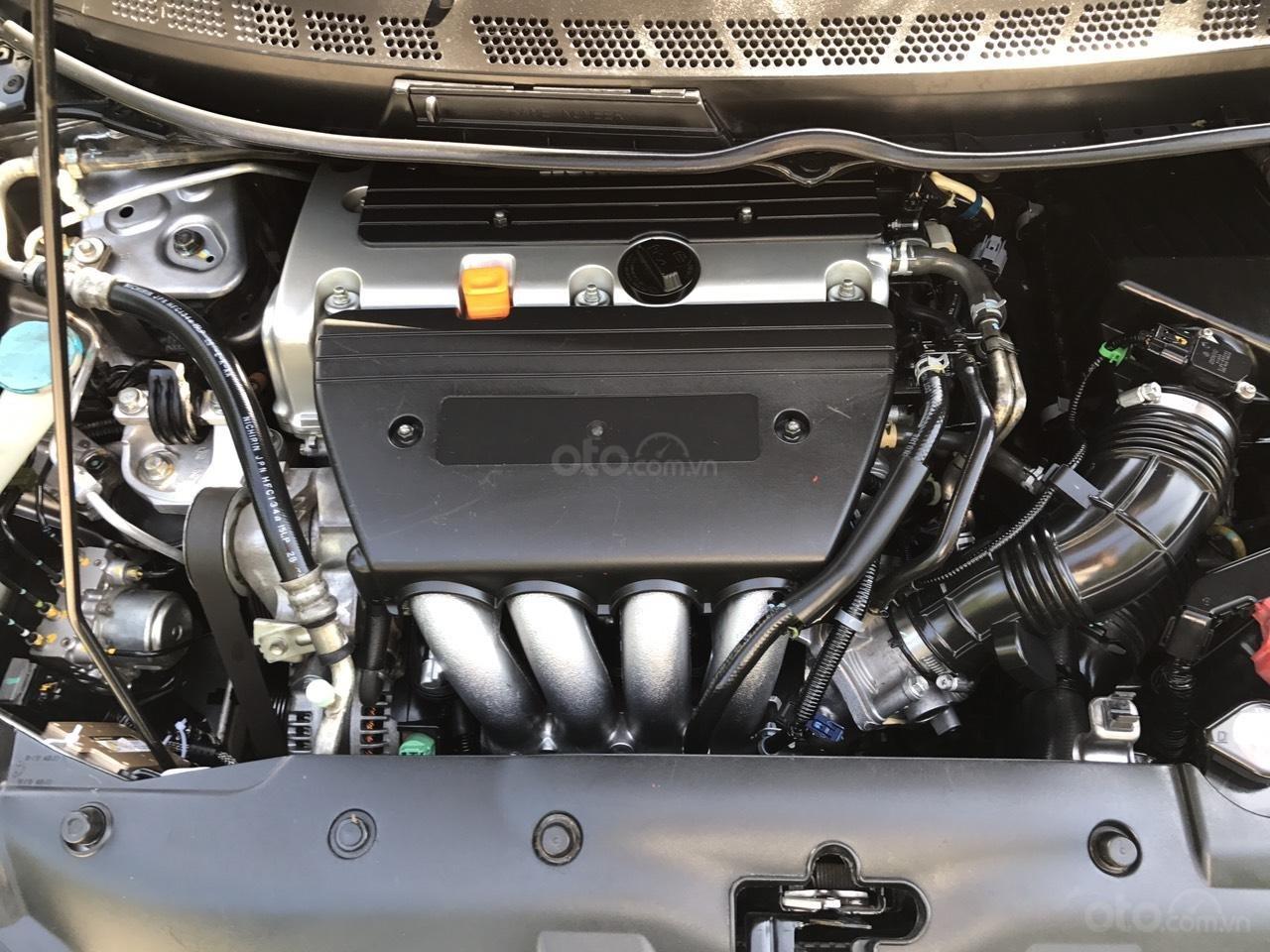 Bán xe Honda Civic 2.0AT 2008, màu xám (ghi), full đồ chơi 30 triệu, công nhận mới (8)