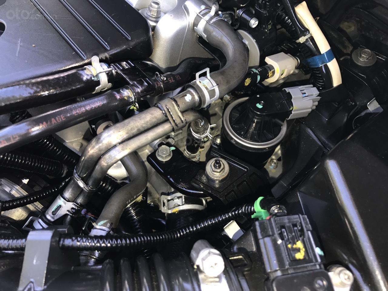 Bán xe Honda Civic 2.0AT 2008, màu xám (ghi), full đồ chơi 30 triệu, công nhận mới (14)