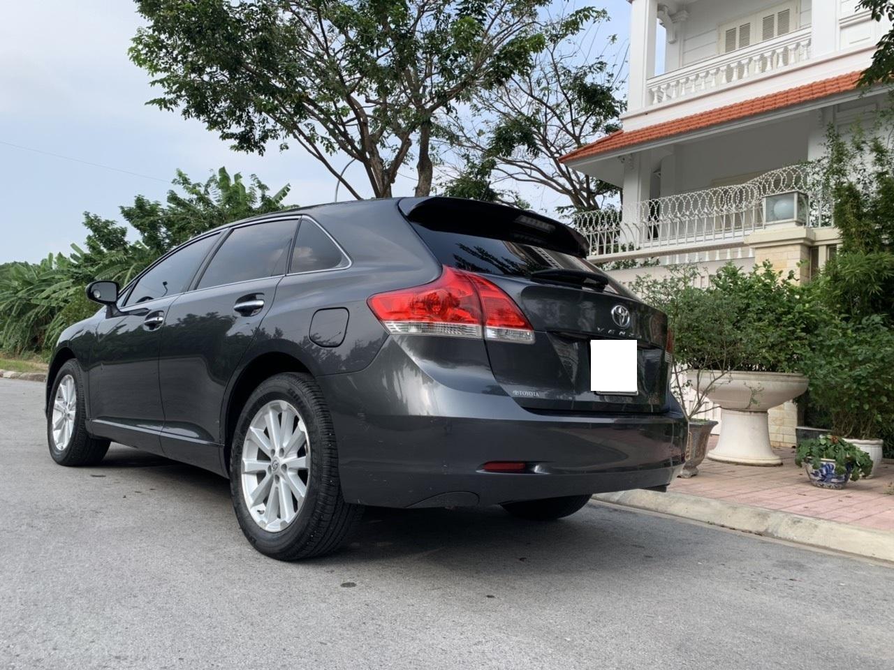Bán Toyota Venza 2.7 màu xám sản xuất 12/2009, đăng ký biển Hà Nội (6)