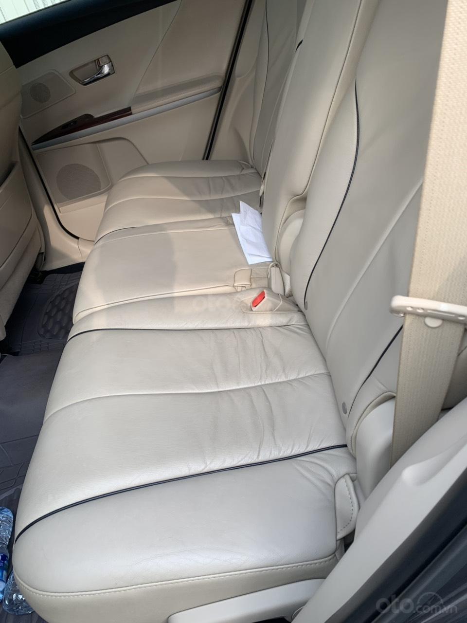 Bán Toyota Venza 2.7 màu xám sản xuất 12/2009, đăng ký biển Hà Nội (18)