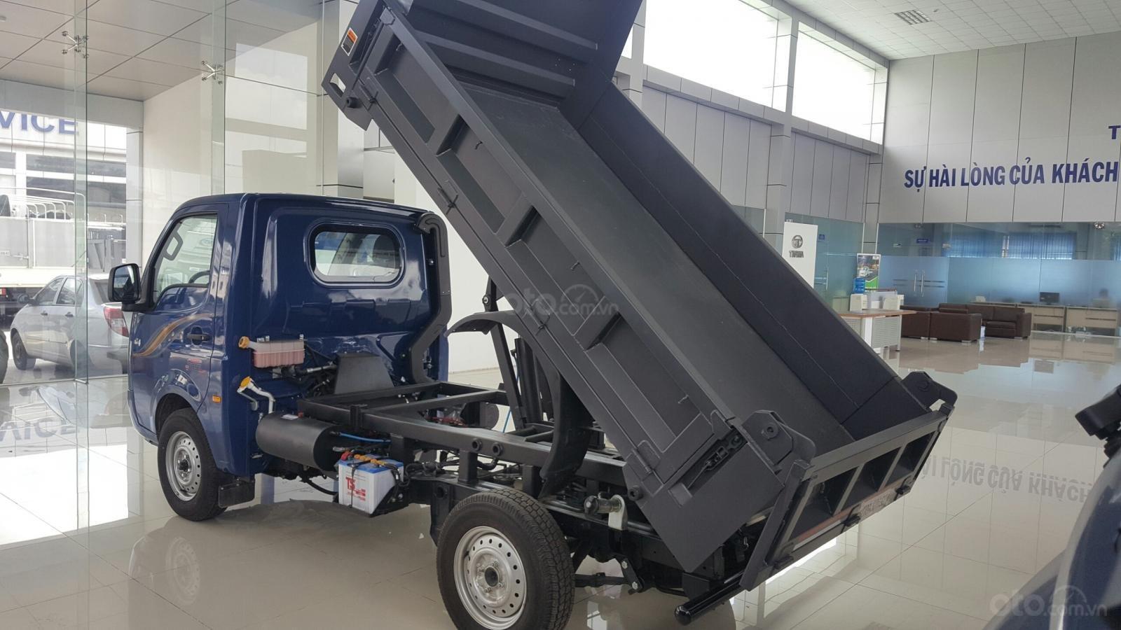 Cần bán xe ben Tata 990kg Ấn Độ (3)