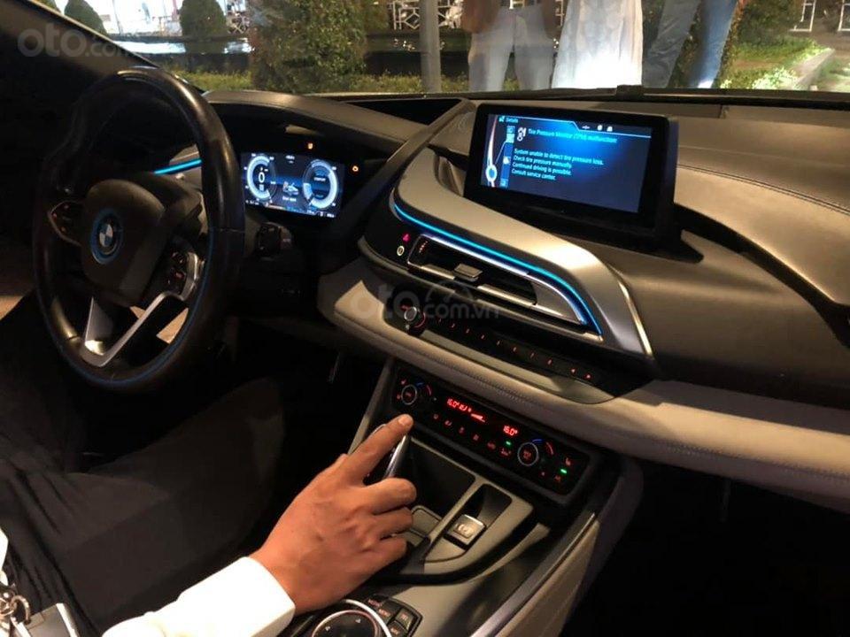 Bán xe BMW i8 đời chuẩn 2015 (6)