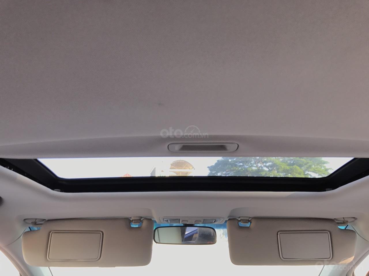 Cần bán Honda Civic 2.0AT sản xuất năm 2008, màu đen, chính chủ, xe tuyển (21)