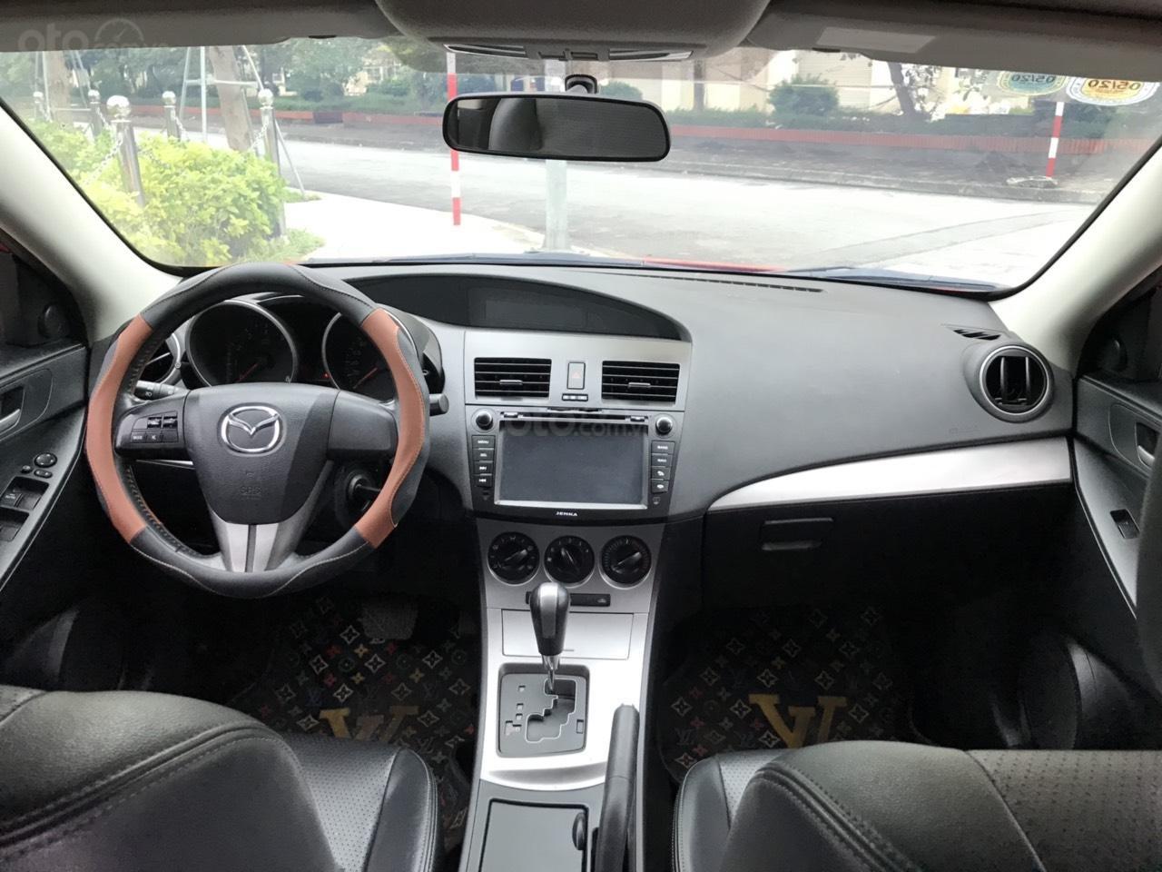 Bán Mazda 3 Hatchback sx 2010, màu đỏ, nhập khẩu (2)