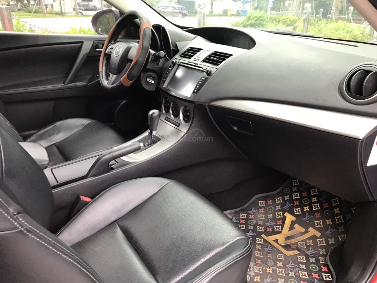 Bán Mazda 3 Hatchback sx 2010, màu đỏ, nhập khẩu (4)