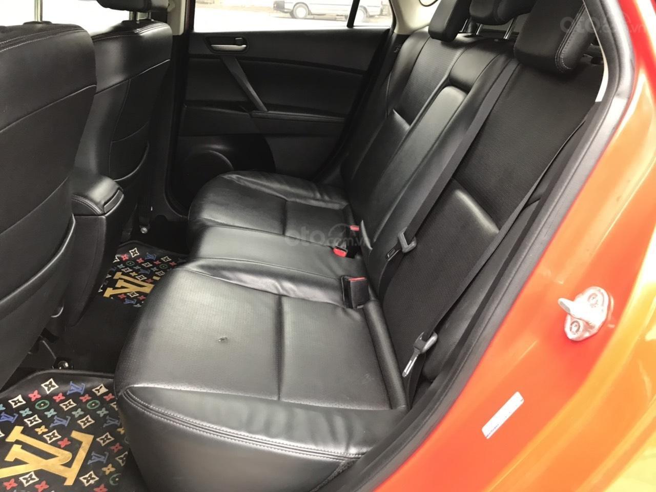 Bán Mazda 3 Hatchback sx 2010, màu đỏ, nhập khẩu (6)