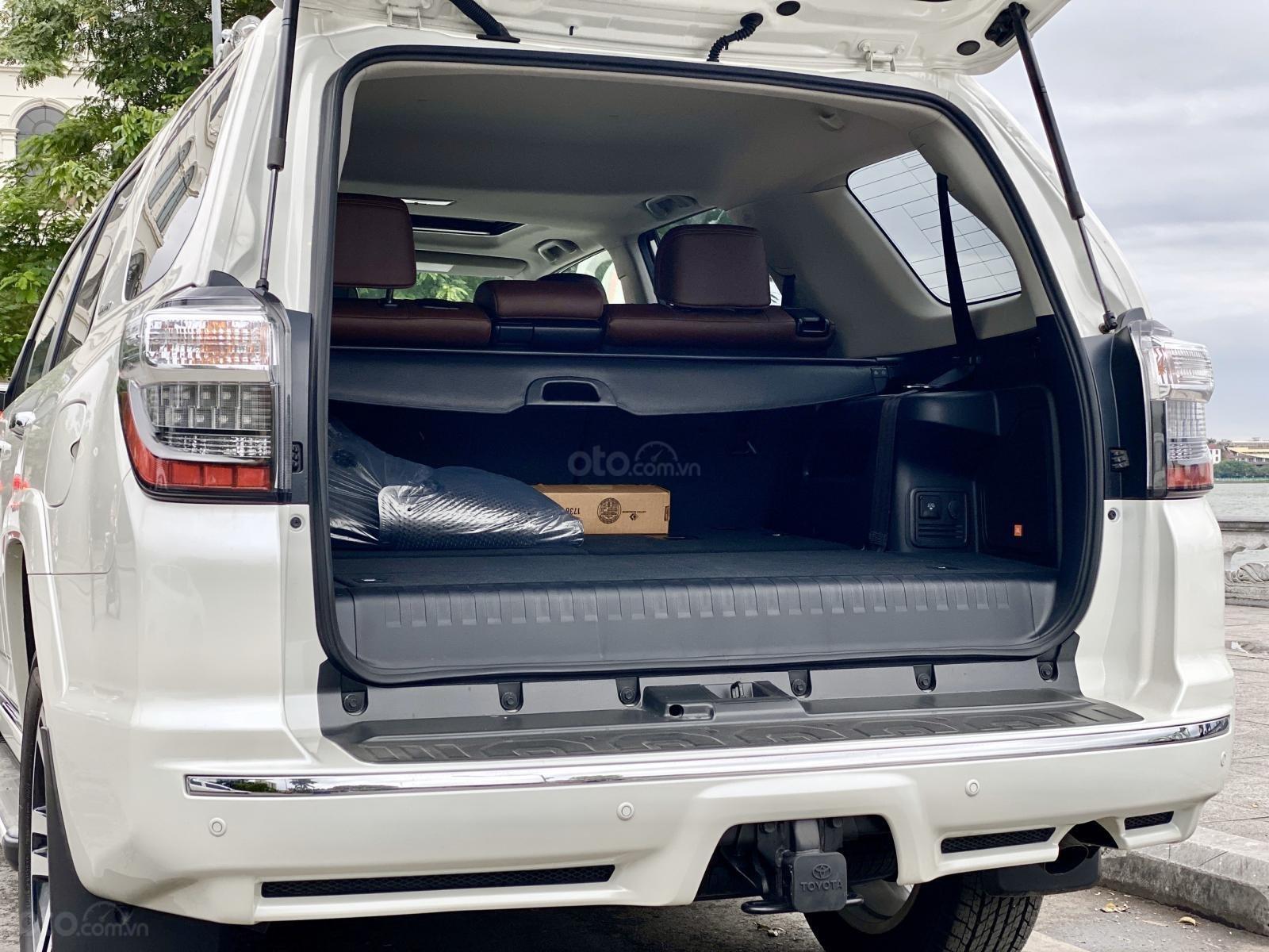 Cần bán Toyota 4 Runner Limited đời 2018, màu trắng, xe nhập (9)