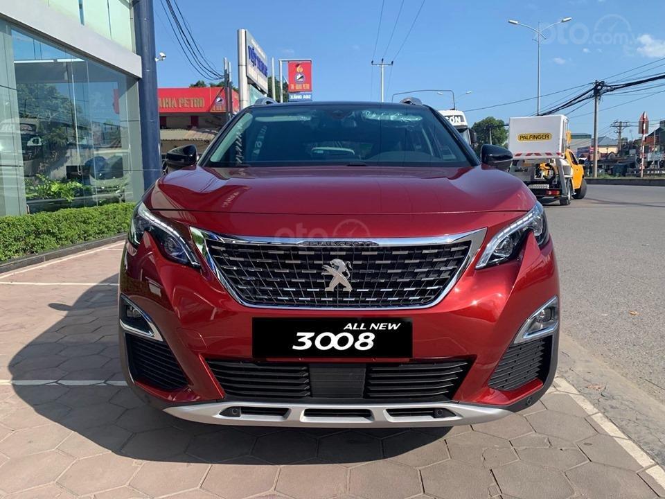 Bán xe Peugeot 3008 màu đỏ ưu đãi cực tốt (1)