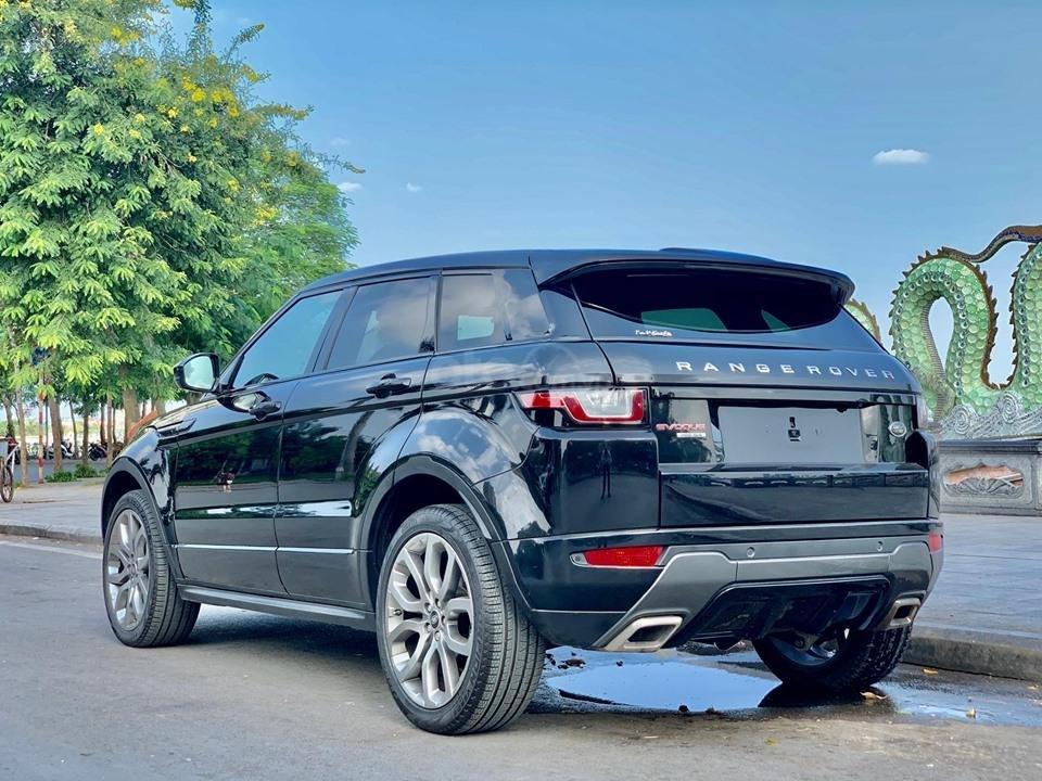 Cần bán LandRover Evoque HSE Dynamic 2017, màu đen, xe nhập (10)