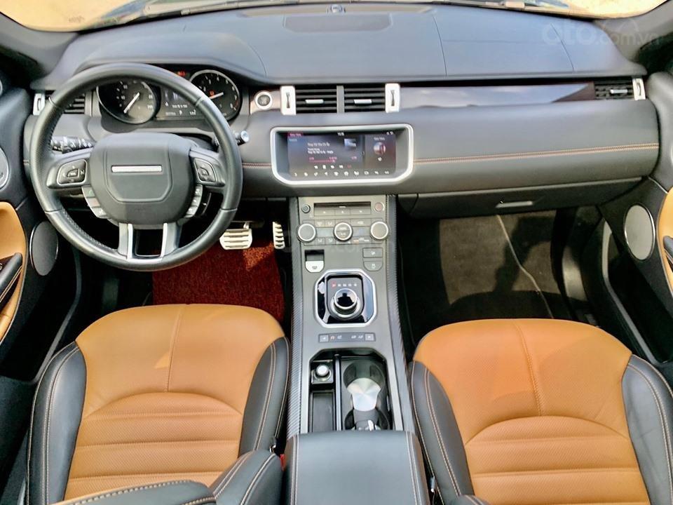 Cần bán LandRover Evoque HSE Dynamic 2017, màu đen, xe nhập (4)