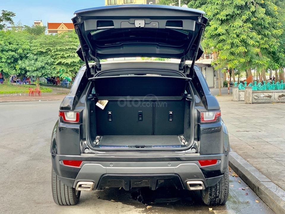 Cần bán LandRover Evoque HSE Dynamic 2017, màu đen, xe nhập (6)
