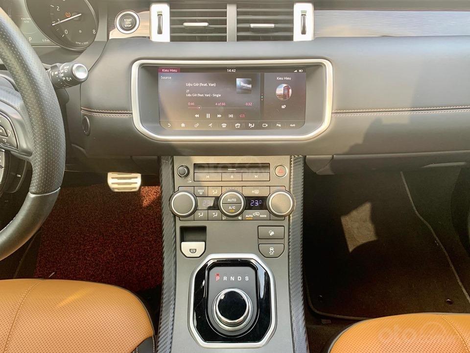 Cần bán LandRover Evoque HSE Dynamic 2017, màu đen, xe nhập (2)