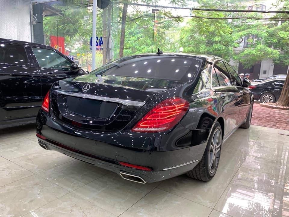 Bán ô tô Mercedes S400 đời 2016, màu đen (10)