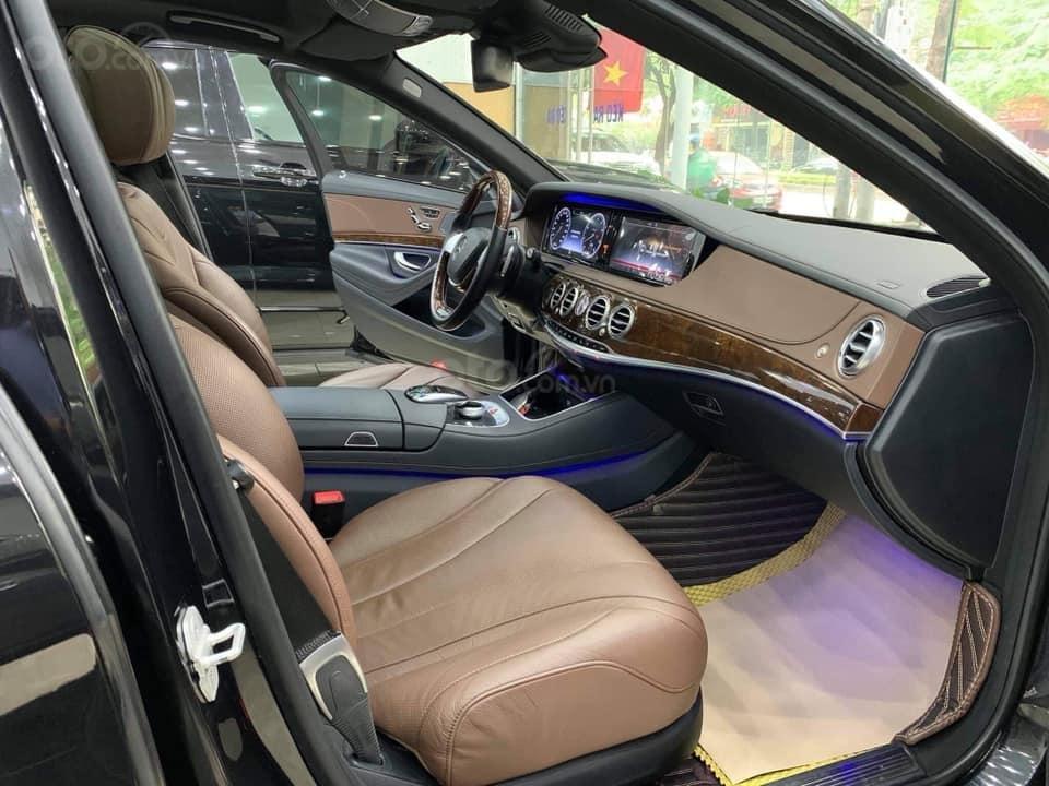 Bán ô tô Mercedes S400 đời 2016, màu đen (13)