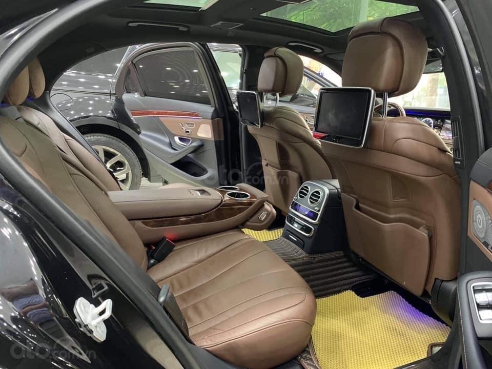 Bán ô tô Mercedes S400 đời 2016, màu đen (5)