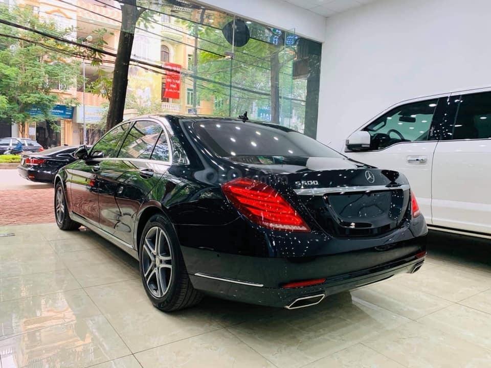 Bán ô tô Mercedes S400 đời 2016, màu đen (11)