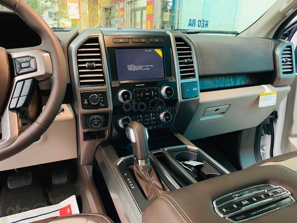 Bán ô tô Ford F 150 năm 2019, màu trắng, nhập khẩu (8)
