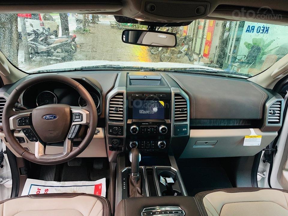 Bán ô tô Ford F 150 năm 2019, màu trắng, nhập khẩu (3)