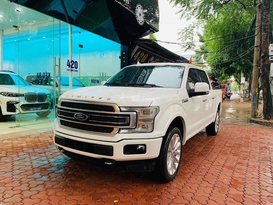 Bán ô tô Ford F 150 năm 2019, màu trắng, nhập khẩu (7)