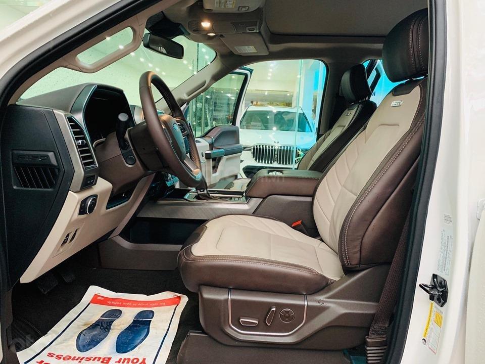 Bán ô tô Ford F 150 năm 2019, màu trắng, nhập khẩu (10)