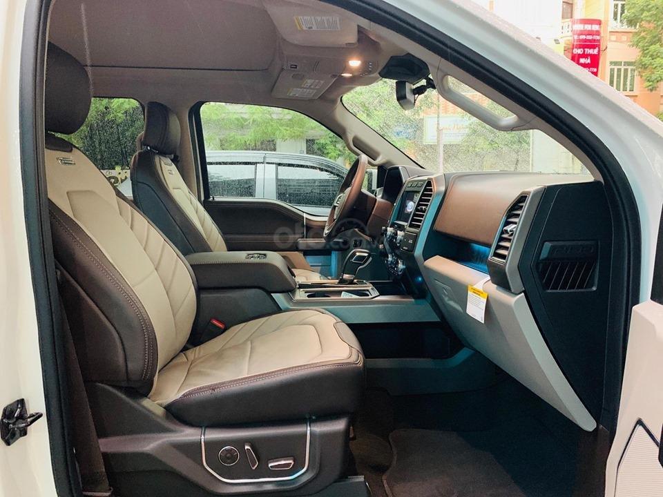 Bán ô tô Ford F 150 năm 2019, màu trắng, nhập khẩu (5)