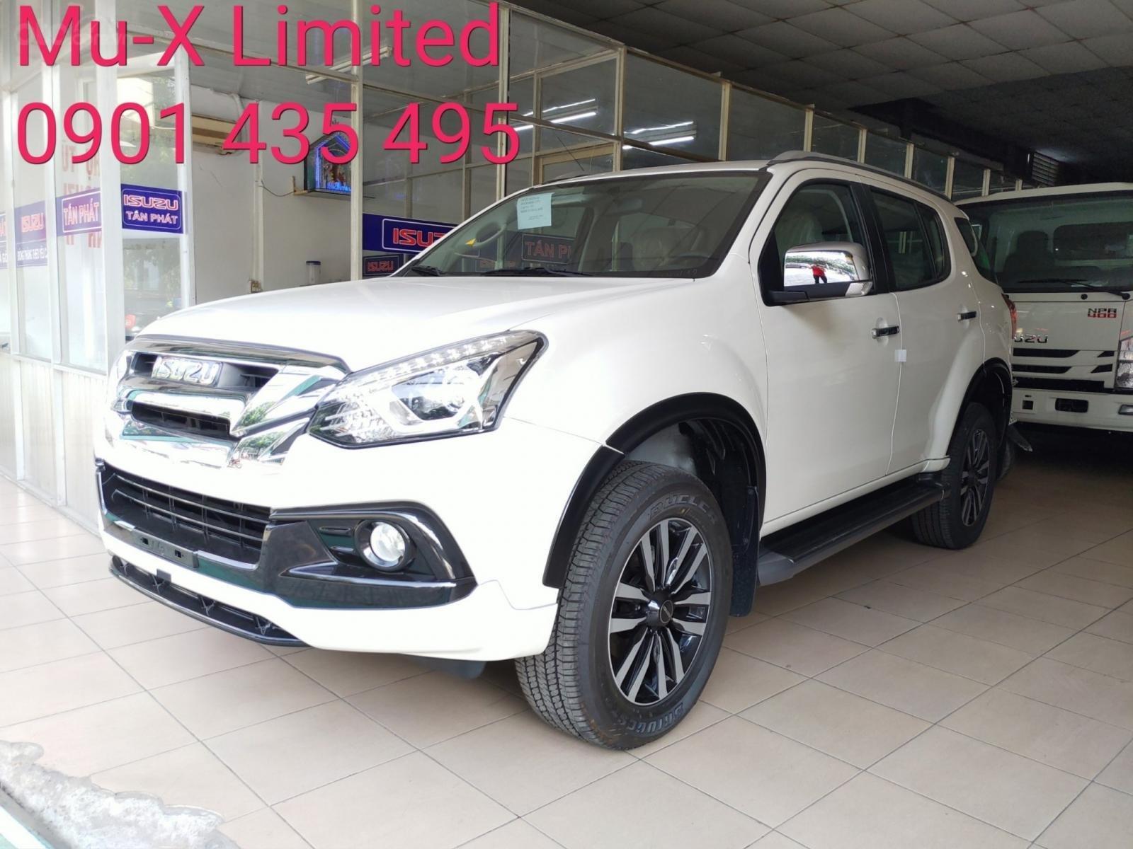 Bán Isuzu Mu-X Limited 1.9 nhập khẩu Thái Lan (1)