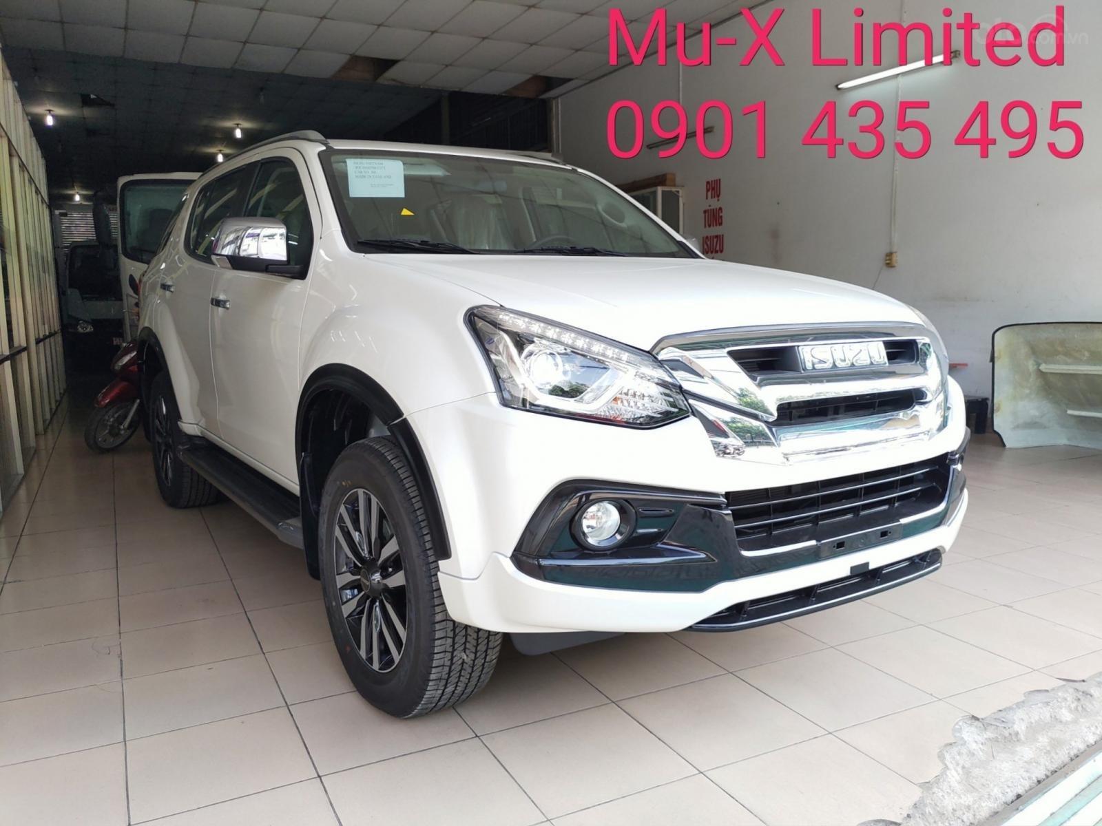 Bán Isuzu Mu-X Limited 1.9 nhập khẩu Thái Lan (2)