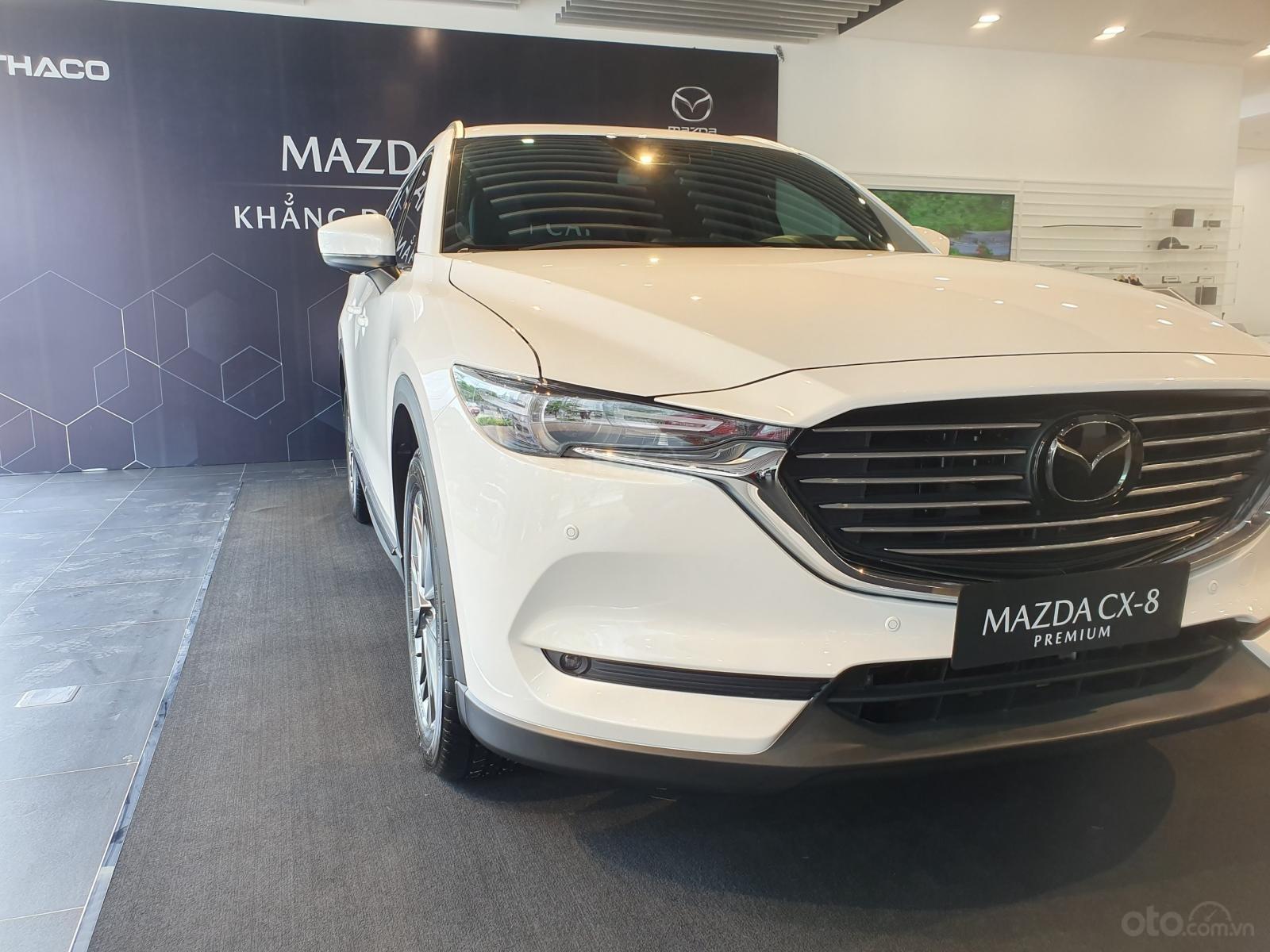 Bán Mazda CX8 - ưu đãi lên đến 50tr cho tất cả phiên bản cùng nhiều quà tặng hấp dẫn (1)