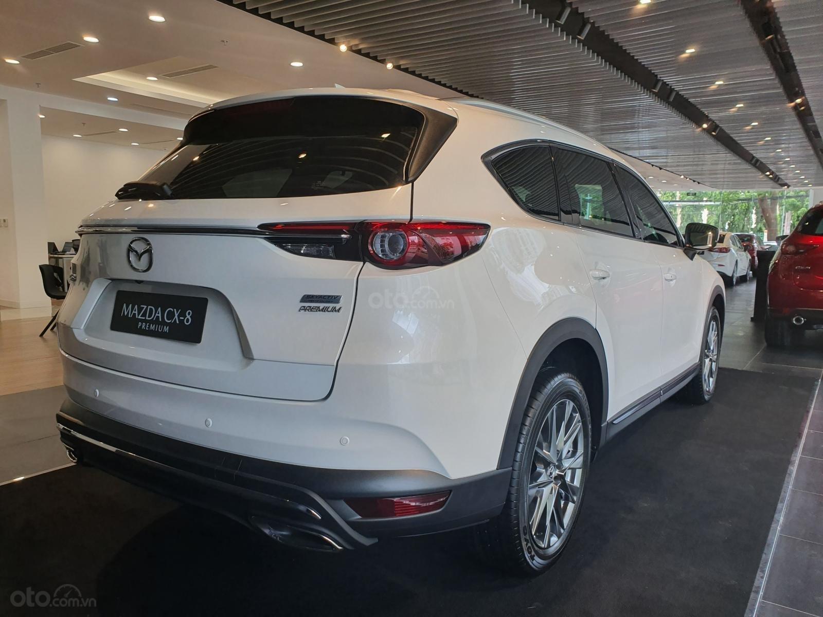 Bán Mazda CX8 - ưu đãi lên đến 50tr cho tất cả phiên bản cùng nhiều quà tặng hấp dẫn (3)