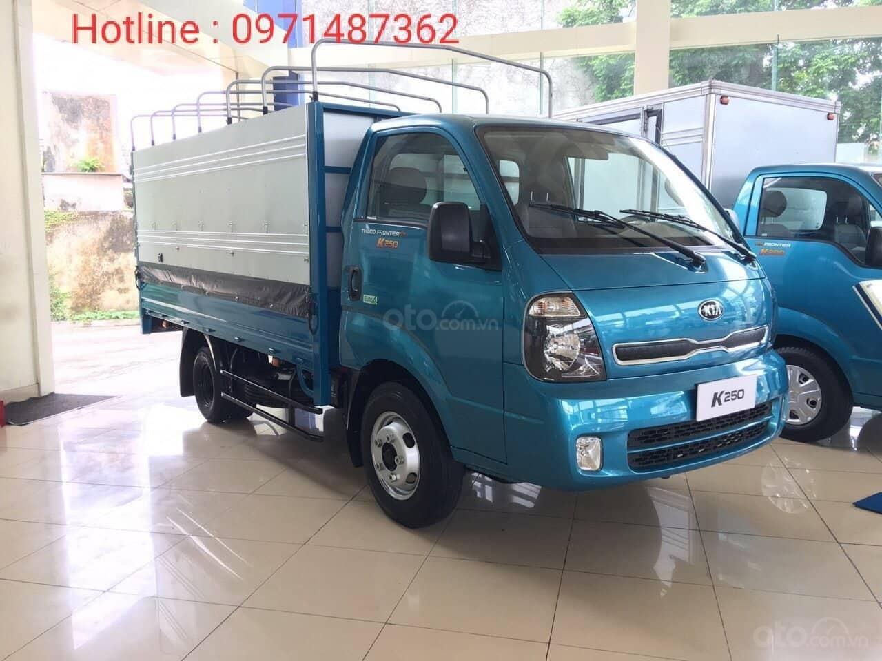 Báo giá xe tải 1 tấn 2 tấn 1 tấn rưỡi Kia K200 giá siêu tốt trả góp tối 120tr lấy xe, tải trọng đa dạng đời 2020 (1)