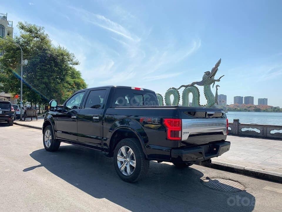 Bán ô tô Ford F 150 Platinum sản xuất năm 2019, màu đen, nhập khẩu (9)