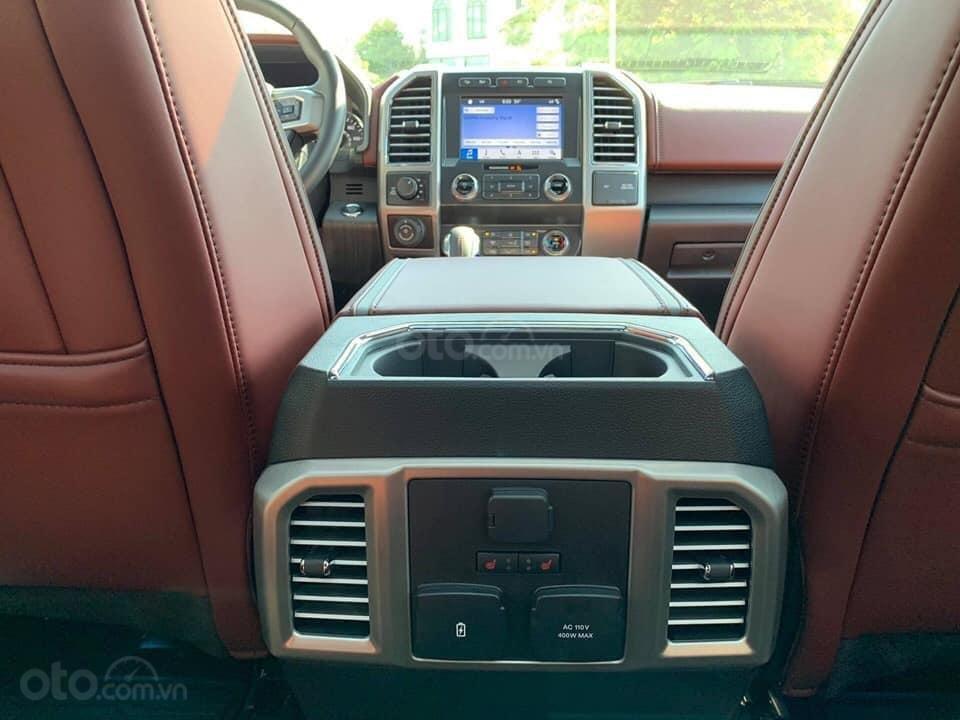 Bán ô tô Ford F 150 Platinum sản xuất năm 2019, màu đen, nhập khẩu (4)