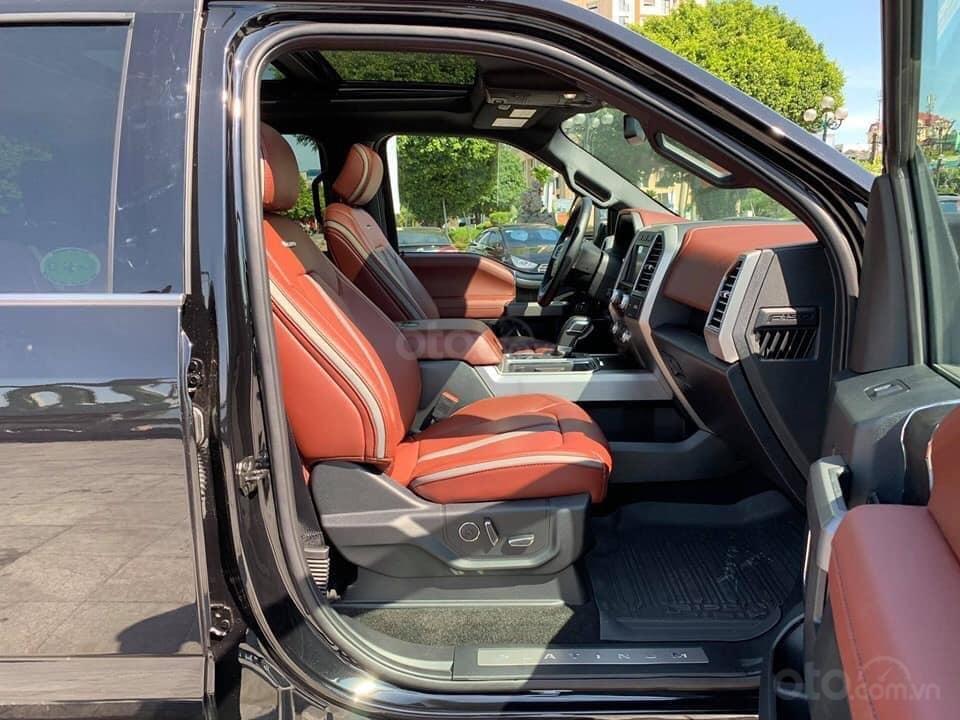 Bán ô tô Ford F 150 Platinum sản xuất năm 2019, màu đen, nhập khẩu (3)
