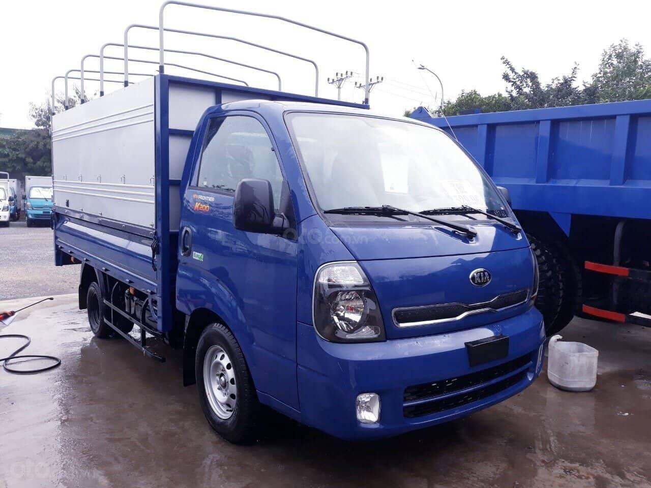 Báo giá xe tải 1 tấn 2 tấn 1 tấn rưỡi Kia K200 giá siêu tốt trả góp tối 120tr lấy xe, tải trọng đa dạng đời 2020 (4)