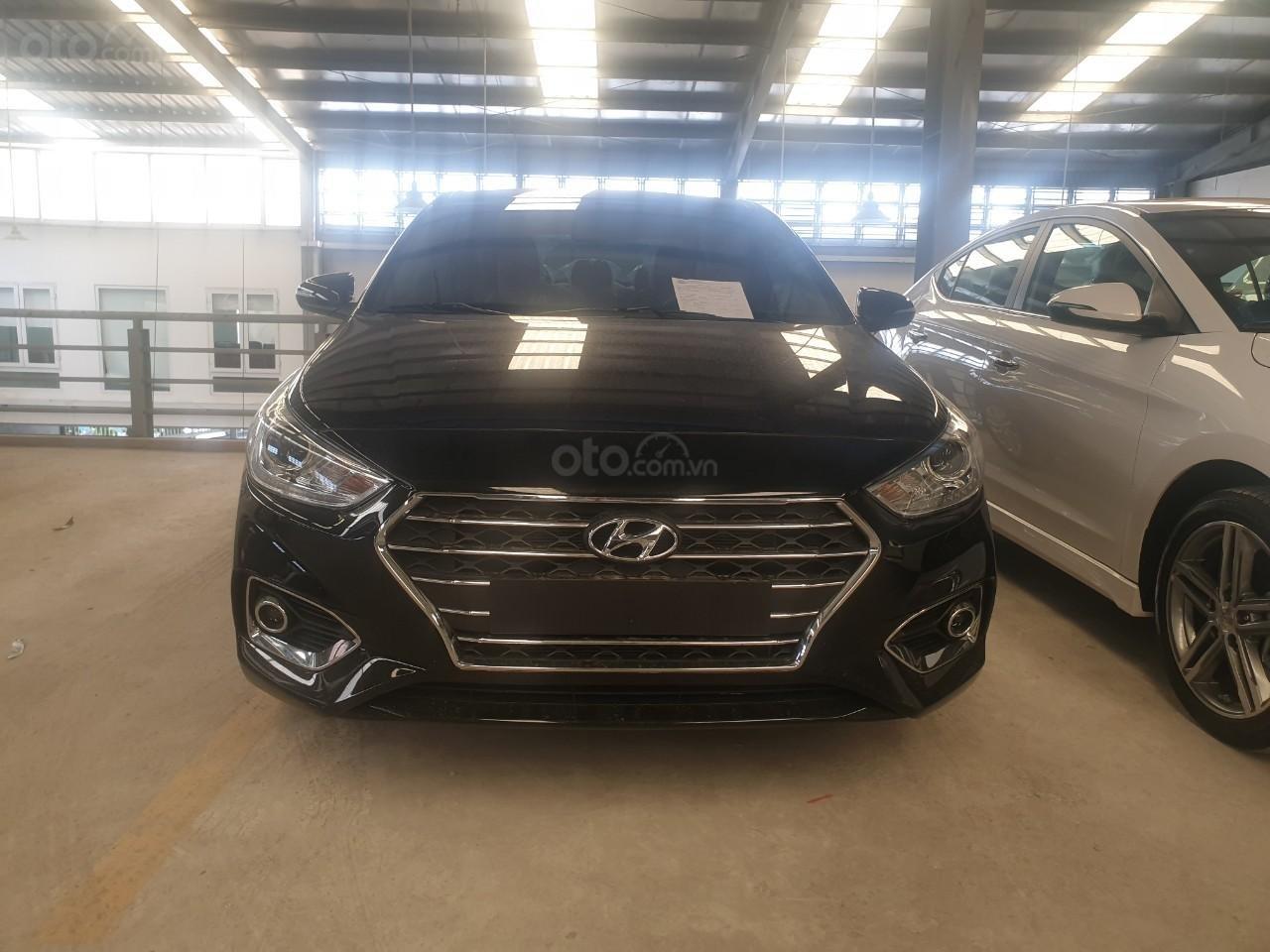 Bán Hyundai Accent số 2019, đủ màu trả trước 150tr, liên hệ Mr. Quang 0936167272 (1)