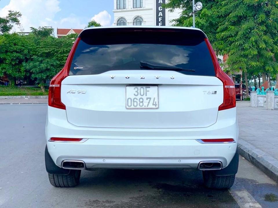 Bán Volvo XC90 T6 Inscription năm sản xuất 2017, màu trắng, nhập khẩu nguyên chiếc (3)