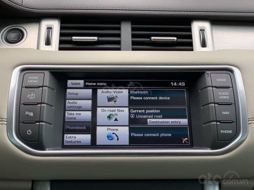 Cần bán xe LandRover Evoque Prestige Luxury Si4 năm sản xuất 2014, màu đen, nhập khẩu nguyên chiếc (11)