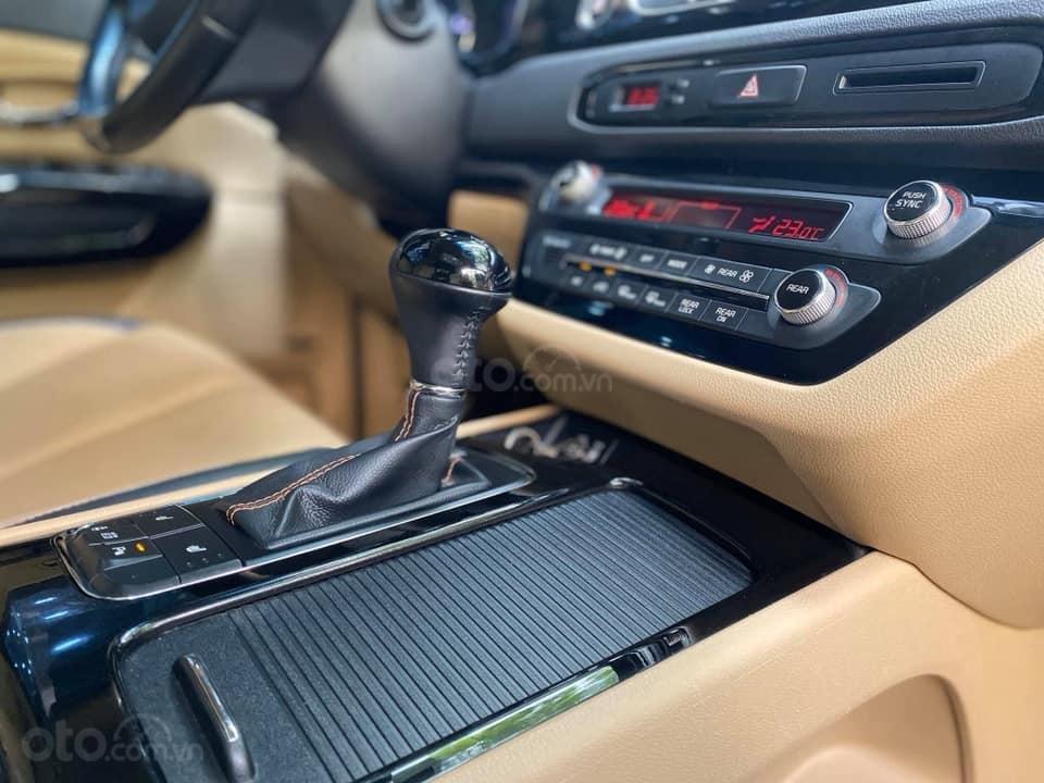 Bán xe Kia Sedona 2.2 DATH năm 2016, màu nâu, nhập khẩu nguyên chiếc, giá cạnh tranh (10)