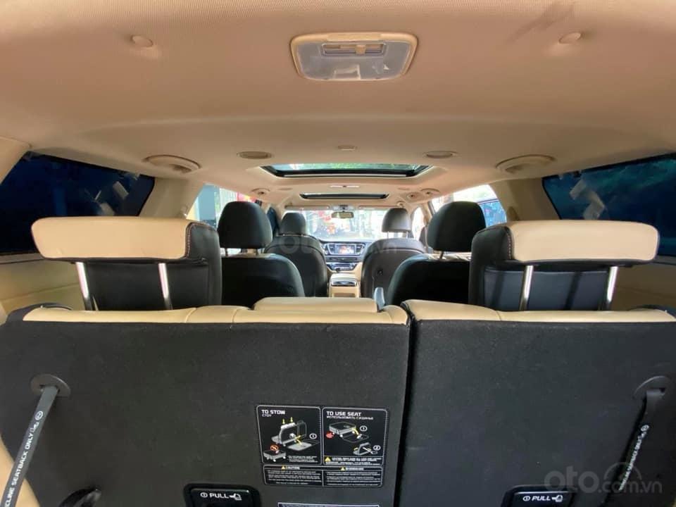 Bán xe Kia Sedona 2.2 DATH năm 2016, màu nâu, nhập khẩu nguyên chiếc, giá cạnh tranh (11)